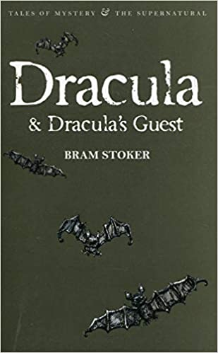 What is Dracula's Guest about?