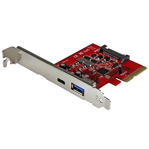 StarTech com USB PCIe Card USB