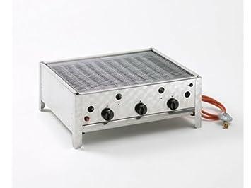 Landmann Gasgrill B Ware : Landmann 00442 edelstahl gasgrill gastro grill b ware: amazon.de: garten