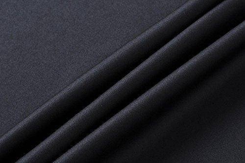 Asciugatura black Gym Lsl232 Camisetas Sportivo Wear Jeansian Workout Uomo Lsl189 shirts Rapida T gaxA5q4w