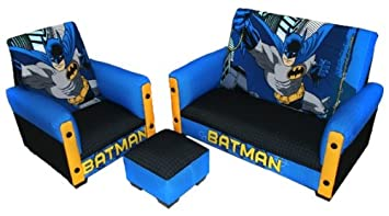 Warner Brothers Toddler Set Batman  sc 1 st  Amazon.com : batman recliner - islam-shia.org