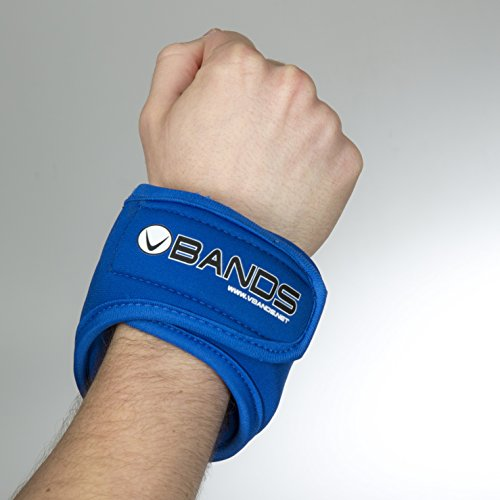 V Bands Wrist Weights for Sports Training