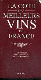 La  cote des meilleurs vins de France