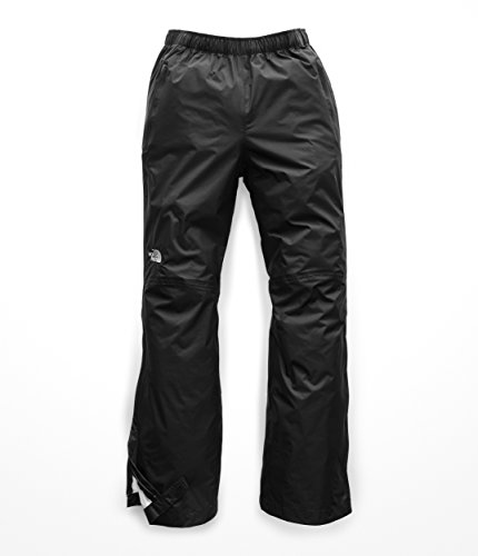 The North Face Men's Venture 2 1/2 Zip Pants TNF Black Medium 32