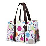 Thirty-One Organizing Utility Tote Circle Spiral