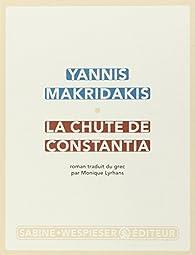 La chute de Constantia par Yannis Makridakis