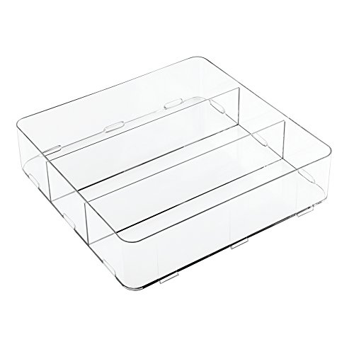 InterDesign Interlocking Organizer Cosmetics Products
