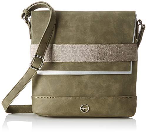 Tracolla Donna A Bag Silvia khaki Tamaris Crossbody Verde Borse Y1wHX6Ypxq