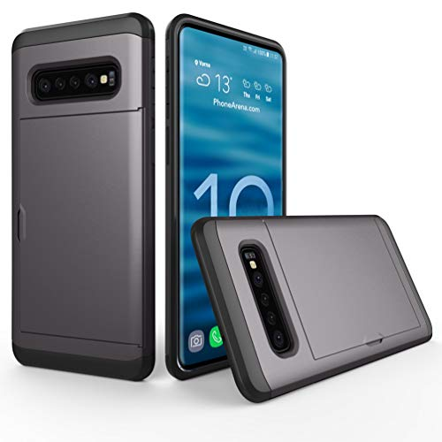 Samsung Galaxy S10 Plus Case, Wallet Credit Card...