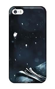 CaseyKBrown Iphone 5/5s Hybrid Tpu Case Cover Silicon Bumper Batman Arkham Origins Game