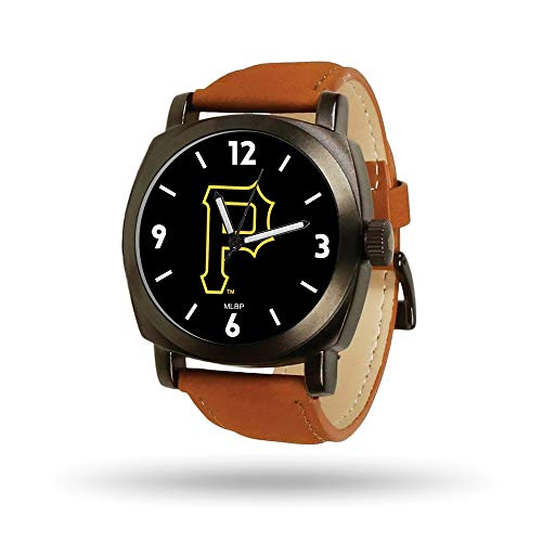 (Gifts Watches MLB Pittsburgh Pirates Knight Watch by Rico Industries)