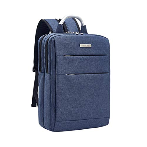 Hommes Sac Dos Imperméable Femmes À Bleu Pouces Fonctionnel Portable Cartable D'ordinateur D'affaires 6 Layxi Nylon 15 dwI6qfdv