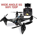 GW198 Brushless Motor 5G Long Battery Life RC Aircraft GPS Remote Control Aerial Photography Drone Professional Quadcopter for Children