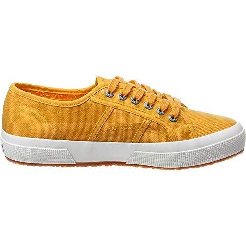 chollos oferta descuentos barato Superga 2750 Cotu Classic Zapatillas Unisex Adulto Amarillo Yellow Golden W8u 35 EU