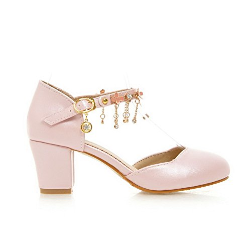 Donna An 35 Zeppa Rosa Con Sandali pink rtwBtRq