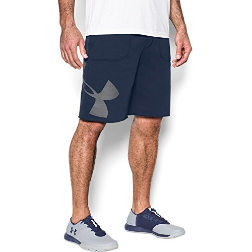 Under Armour Rival Exploded Graphic Shorts voor heren