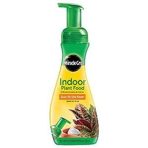 Miracle gro 100055 indoor plant food 1 1 1 for Indoor gardening nutrients