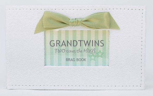 Twins Photo Album Brag Book ()