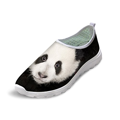 Bigcardesigns Panda Style Scarpe Da Corsa Sneakers Walking Trainers 38