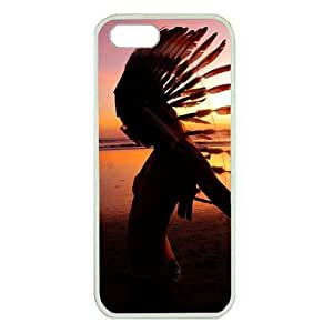 Case For Sony Xperia Z2 D6502 D6503 D6543 L50t L50u Cover ,fashion durable White side design phone case, Hard shellmaterial phone cover ,with Indian summer sunset feather art.