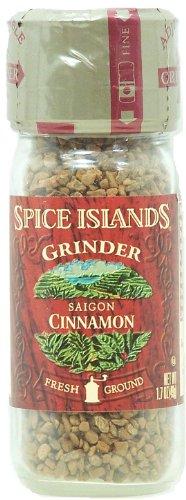 Spice Islands Grinder Saigon Cinnamon, 1.7-oz. glass shaker by Spice Islands