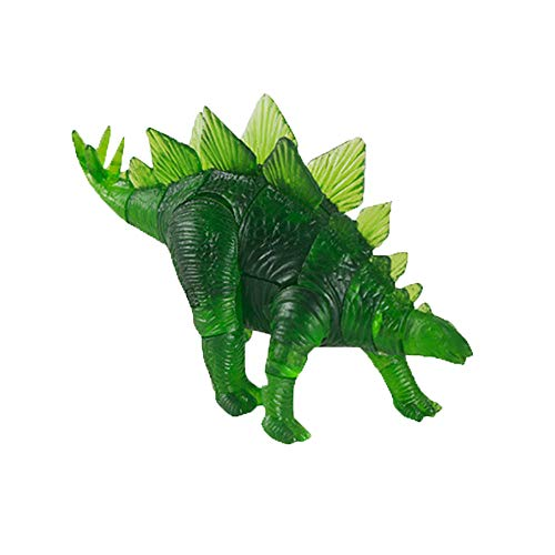 3D Puzzle DIY Dinosaur Model,Gadget Blocks Building Toy Best Birthday Gifts by PSFS (Green) (Puzzle New Electronic York)