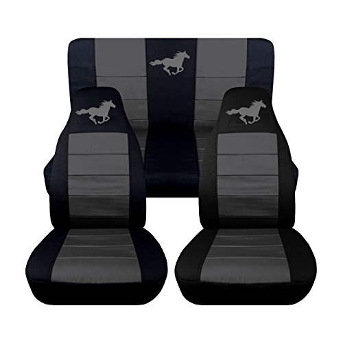 mustang seat covers - 2