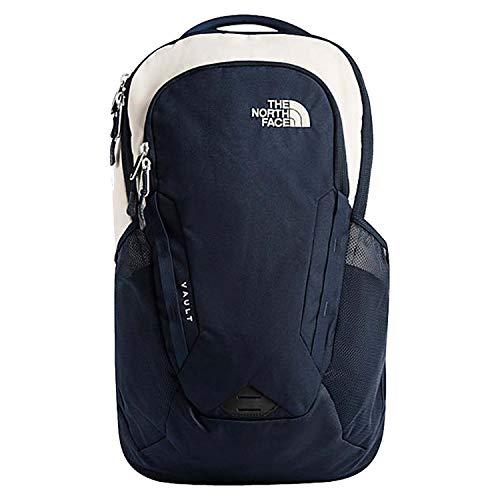 The North Face Vault Backpack, Peyote Beige/Urban Navy