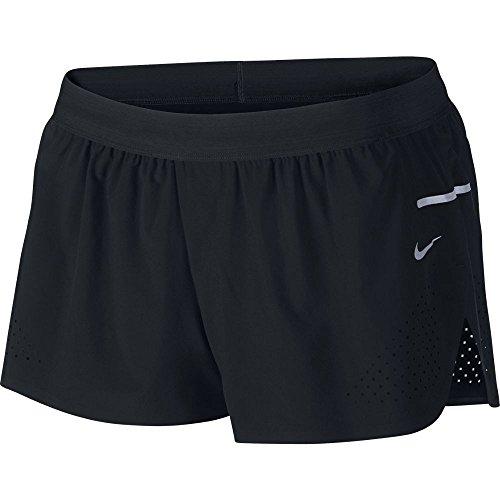 Nike Elite Woven Shorts (Women's Nike Race Woven Run Speed Shorts Size L Black $80)