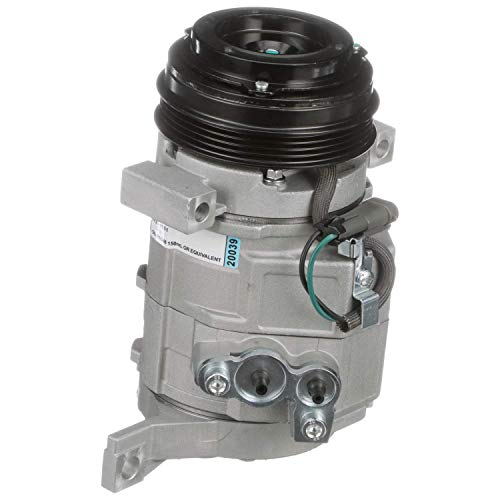 Delphi CS20039 New Air Conditioning Compressor