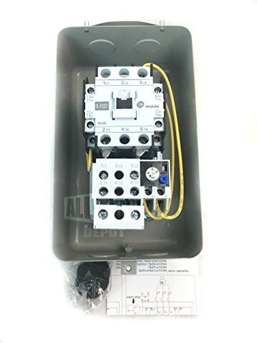 5HP, Single Phase, 230V, 34Amp, MS-P30T Magnetic Motor Starter