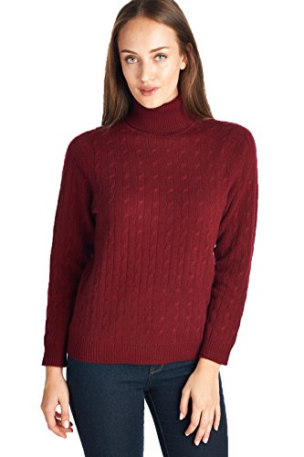 Cashmere Cable Sweater - 1
