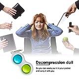 Mini Simple Dimple Sensory Fidget Toy Stress Relief