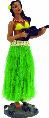Bell Automotive 22-1-36707-8 Hula - Doll Collectible Bobble