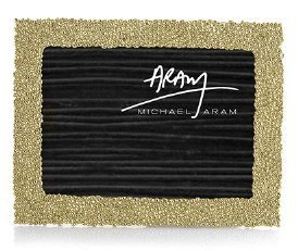 Michael Aram Molten Gold 5x7 Frame by Michael Aram