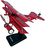 New NEW RAY CLASSIC WWI - RED SKY PILOT CLASSIC PLANES MODEL KIT - FOKKER DR.1 Diecast Model By NEW RAY TOYS