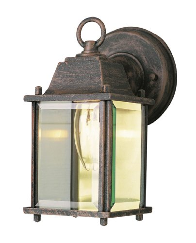 Bel Air Lighting Green Outdoor Lamp in US - 4