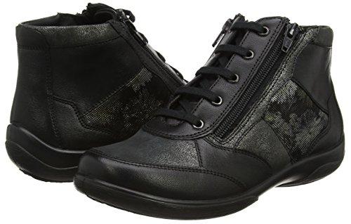 black Combi Padders Piccolo Bottines Noir Femme 38 Ixqv7OZ