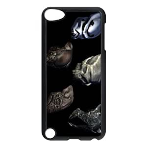 Ipod Touch 5 Phone Case Skyrim 29C04404