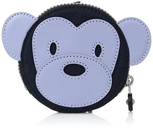 - Kipling Monkey Marguerite Blue Coin Purse, Combo
