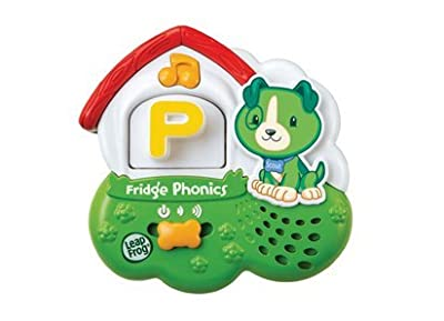 Leapfrog Fridge Phonics Magnetic Alphabet Set - Styles May Vary from LeapFrog