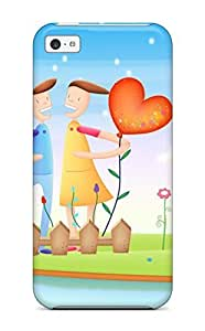 AQEQYCH2124ZgjNA DPatrick Together We Love Feeling Iphone 5c On Your Style Birthday Gift Cover Case