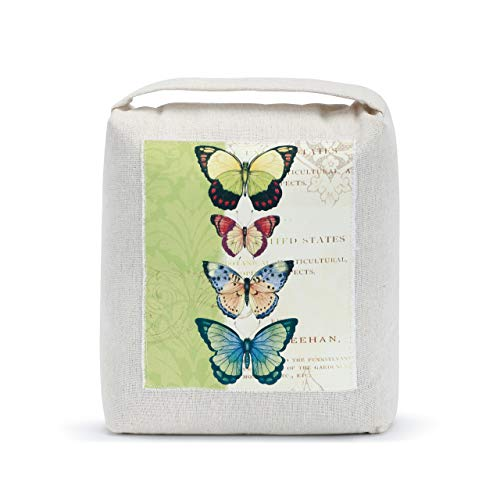 Demdaco Butterflies Door Stopper by Demdaco
