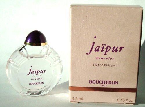 JAIPUR Bracelet By Boucheron. Eau de Parfum 0.15 oz / 4.5 ml. For Women. Splash. Mini(The Bottle is approx.1-2inches... ()