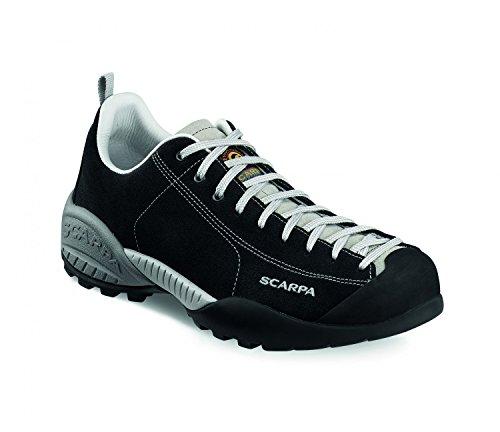 Scarpa Mojito Leather Zapatillas de aproximación negro - negro