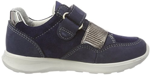 Ricosta Mädchen Milana Sneaker Blau (Nautic)
