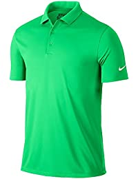 Men's Dry Victory Solid Golf Polo Shirt