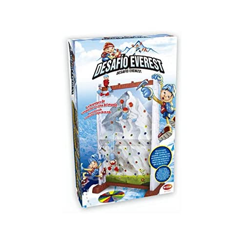 chollos oferta descuentos barato Juegos Bizak Desafio Everest BIZAK 35001919