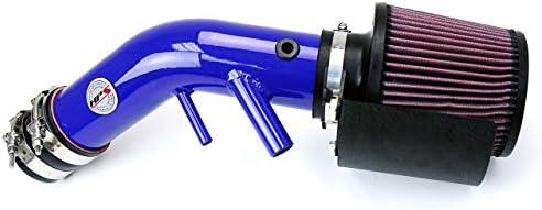 HPS Blue Shortram Air Intake Kit + Heat Shield for 15-17 Hyundai Sonata Eco 1.6L Turbo