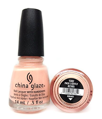 (China Glaze Nail Polish-Pack Lightly 82385)